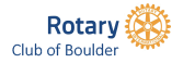 Rotary Club of Boulder